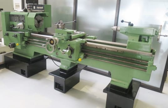 VDF-HEIDENREICH & HARBECK Hanseat 480 Center lathe
