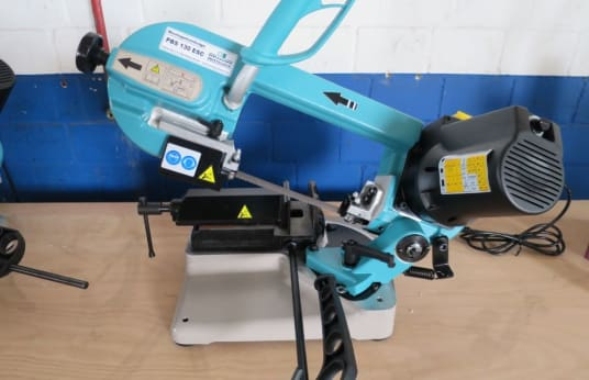 BERG & SCHMID PBS 130 ESC Mounting band saw