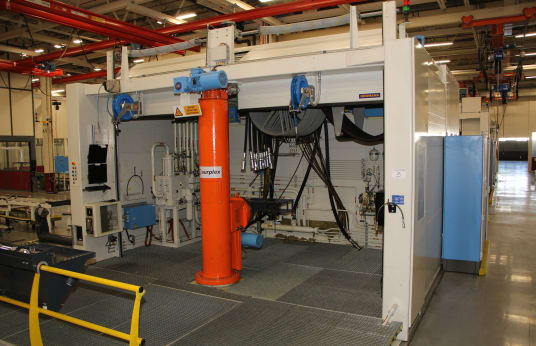 TECHNIC ONE ENGINEERING HYD 010 Hydraulic Test Station for Valves