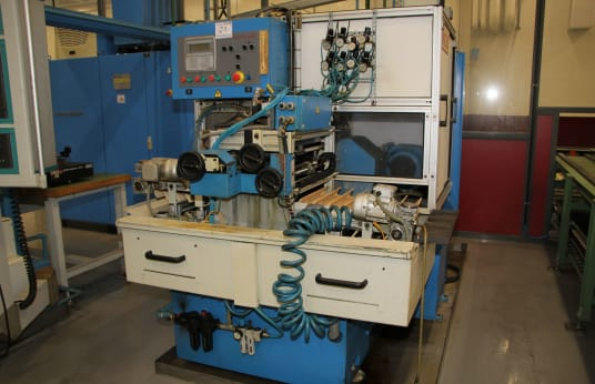 AUTOPULIT CT-I/200 Brushing and Polishing Machine