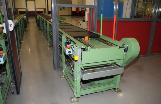 RDL ENGINEERING Chain Conveyor Belt