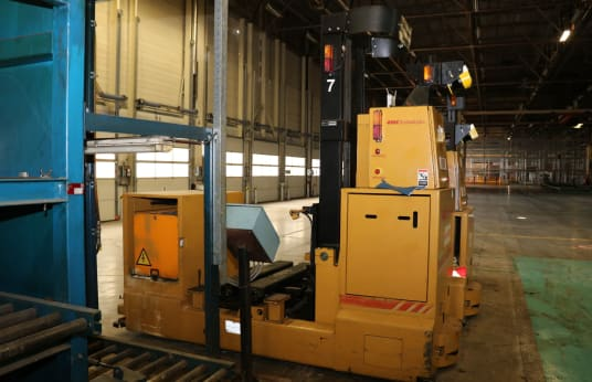 FMC TELEFORK Automatic Picker for Loading and Discharging