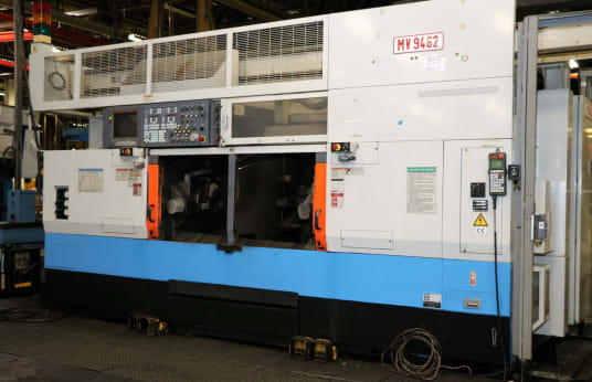 CNC струг MAZAK Multiplex 430 Horizontal Two-Spindle