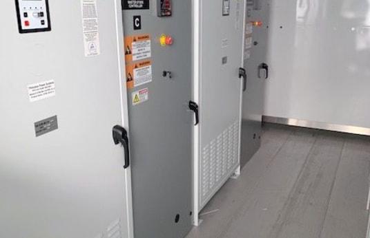 Generator de curent electric ENEL