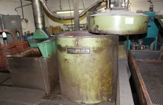FULMINA Hardening Furnace with Plunge Basin