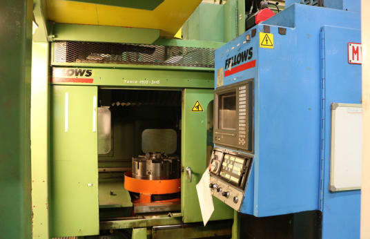 FELLOWS FS400-125 Gear Shaping Machine