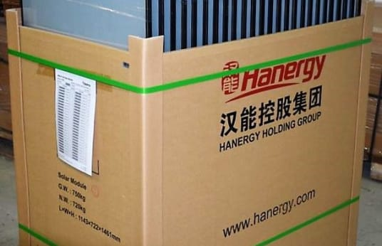 HANERGY APOLLO SOLARMODULE HNS-ST55/60 - 30 kW Packet