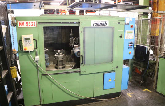 RAUSCH Gratomat GR 300 VHS-I CNC Deburring Machine