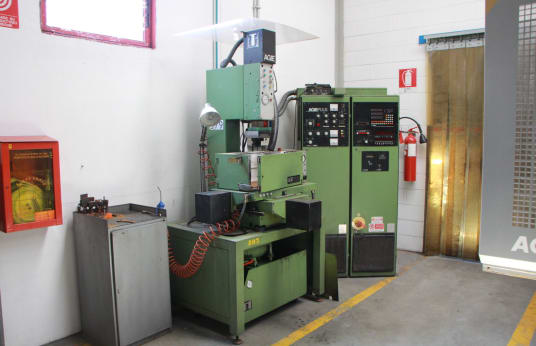 AGIE KOPF-10 EDM machine