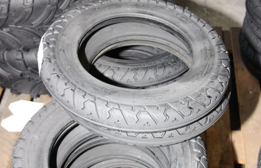 LIBERTY 300-10 Lot of Tires (40)