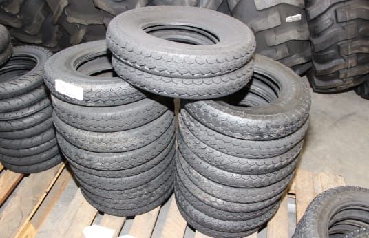 KINGS TIRE 400-10 Lot of Tires (60)
