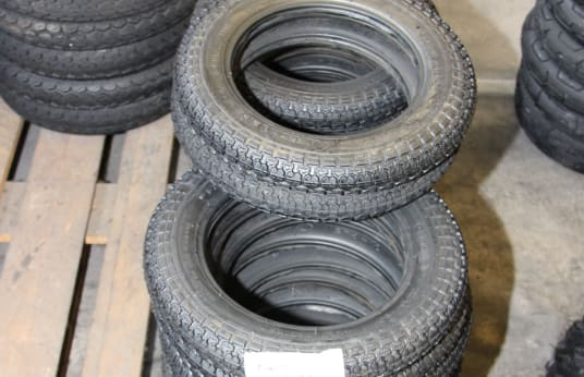WORK-TIRE 275-10 Lot of Tires (80)