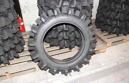 ARMOUR 8.3-24 Lot of Tires (11)