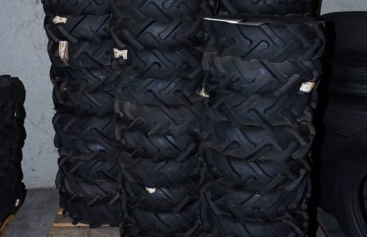WORK-TIRE 5.00 - 10 Lot of Tires (50)