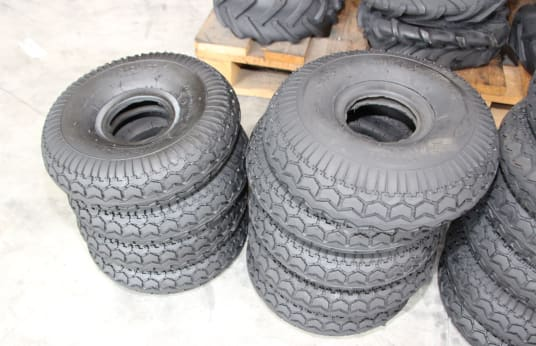 SOLGY 400-4 Lot of Tires (120)