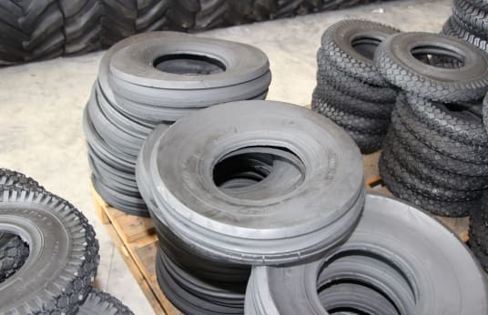 WORK-TIRE 350-6 Lot of Tires (200)