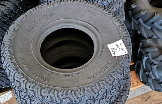WORK-TIRE 15X600-6 Lot of Tires (100)