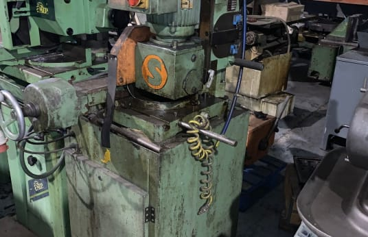 EISELE VMS1SPV Cut of Saw