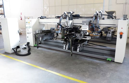 BIESSE TECHNO LOGIC CN Automatic Drilling Machine