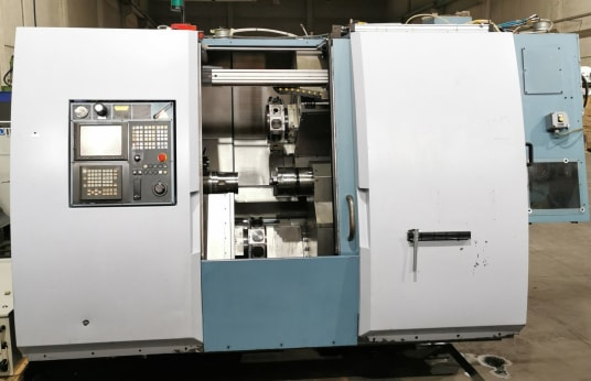Torno CNC SCHAUBLIN 65 TM-6-Y