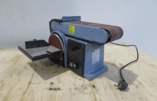 UWM 100 belt and disc grinding machine