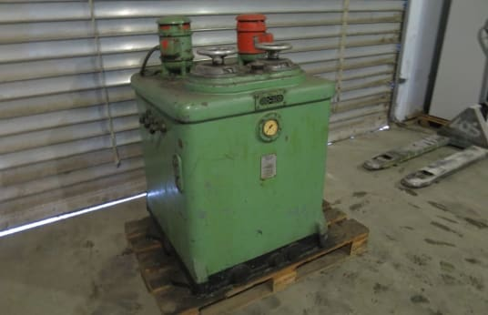 WALDRICH hydraulic power unit