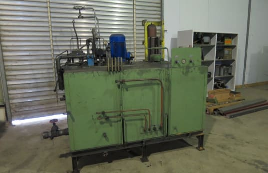 URACH MOR 702 Hydraulikaggregat