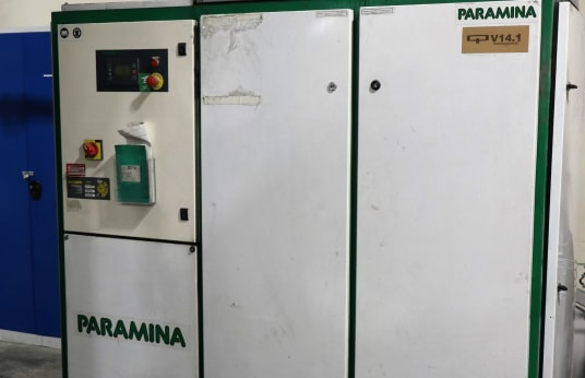 PARAMINA AE 55T Schraubenkompressor
