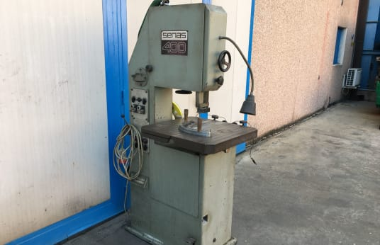 SENAS 400 Vertical Band saw