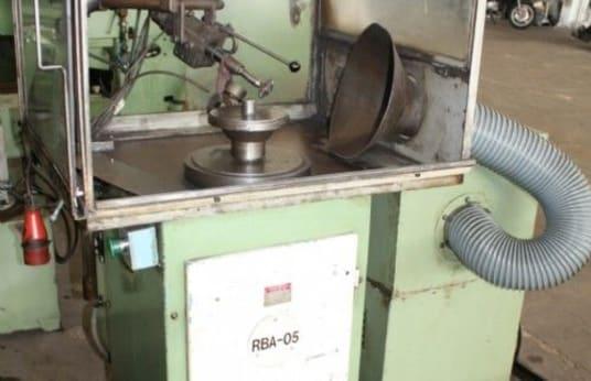 GRATOMAT Gear deburring machine