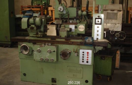 DANOBAT 50 External grinding machine