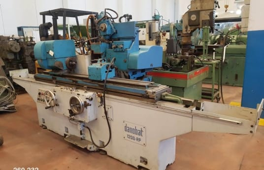 DANOBAT 1200-RP Außenschleifmaschine