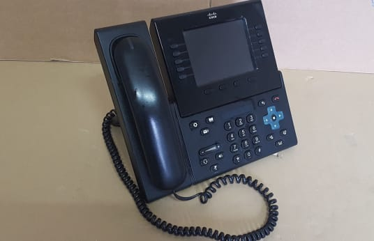 CISCO 8961 UNIFIED IP PHONE VOIP IP Phone (20 Stück)