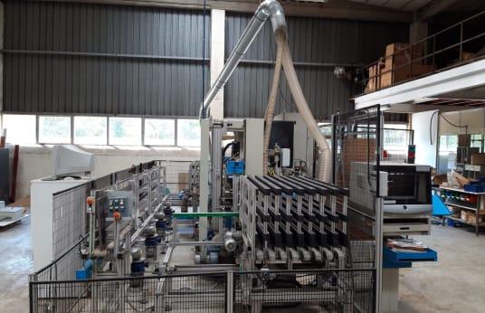 REM PILOT 25 08 CNC Vertical Machining Center