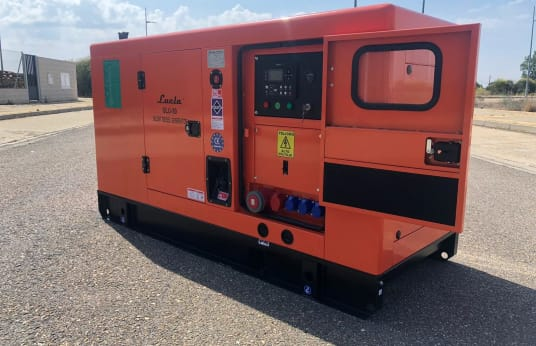 Generador diesel insonorizado LUCLA LU-50
