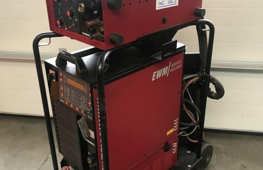 EWM PHOENIX 500 TG EXPERT Lasapparaat
