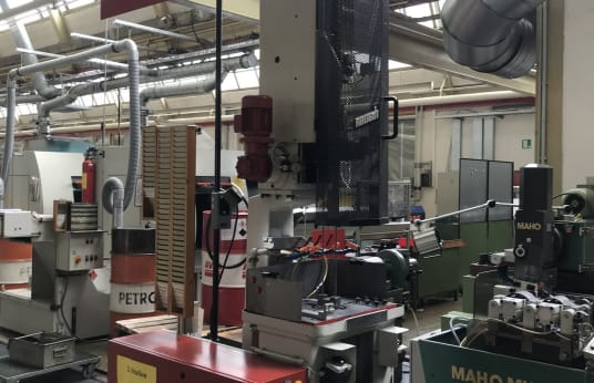 RAUSCH RS/Z 6/1000 S Broaching Machine