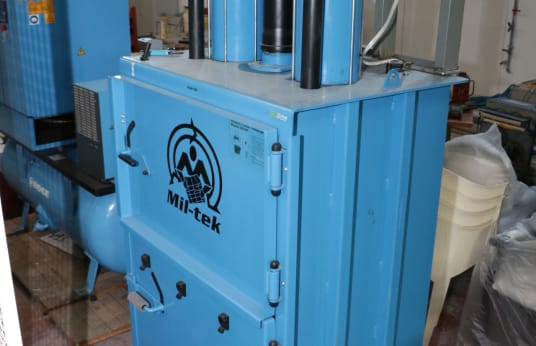 MIL-TEK BP306/509 Műhelyfelszerelés