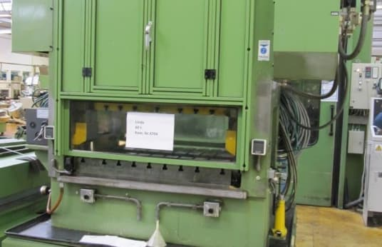 LINDE DSW 65 Double Column Punching Press