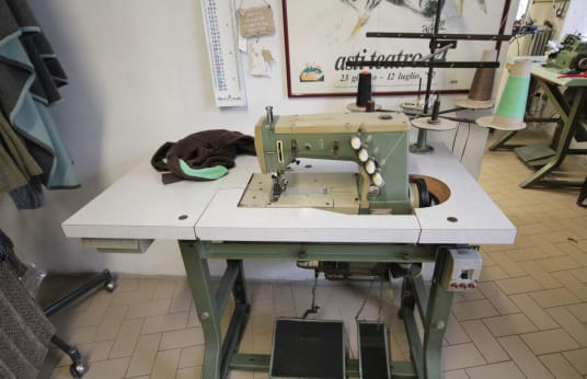 RIMOLDI Professional sewing machine