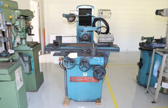 BLOHM Grinding machine