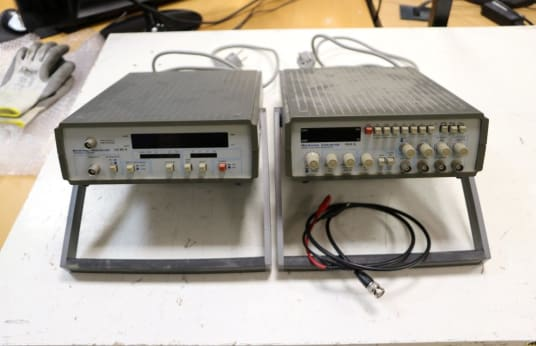 BECKMAN FG3/UC10 Sweep function generator