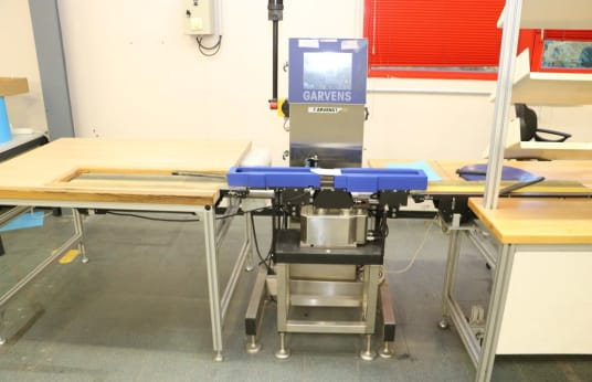 GARVENS S1 Checkweigher