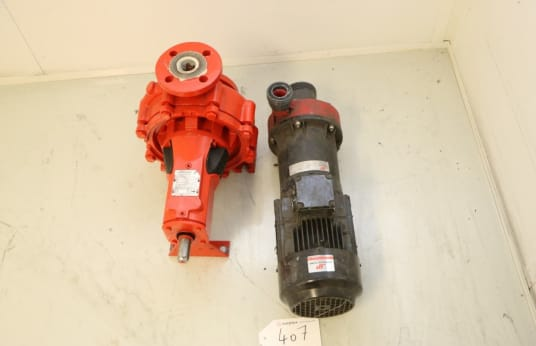SALMSON Pump motors