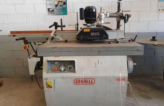 KENBILL SS-512TSL Spindle Moulder