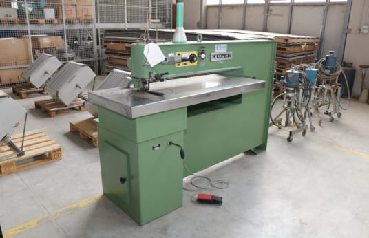 KUPER FW1150 Veneer Splicing Machine