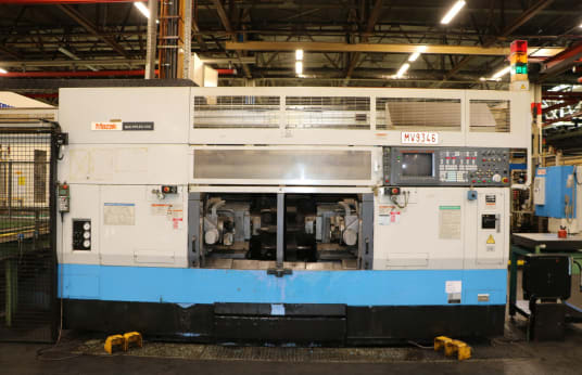 MAZAK Multiplex 430 Two-Spindle CNC-eszterga