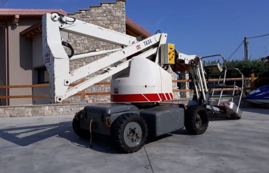 TEREX TA34 Used Articulated Boom Lifts