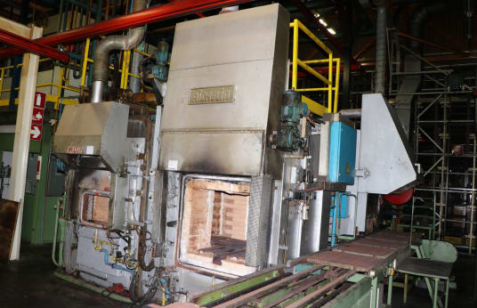 AICHELIN KSGS / 77-70-385 High-temperature furnace
