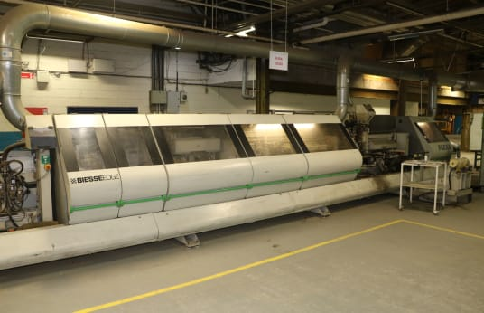 BIESSE FLEXA SB 2 Edge Bending Machine